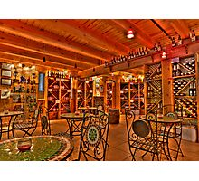 Sorrenti Winery Photographic Print
