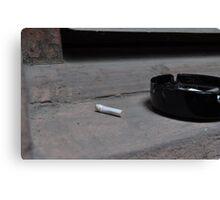 Lvov - Cigarette Canvas Print