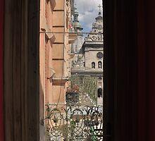 Lvov - Open The Door by Nina Zhiltsova