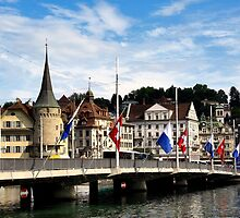 A day in Lucerne by Ruth Smith