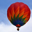 A Lot of Hot Air by Sheryl Gerhard