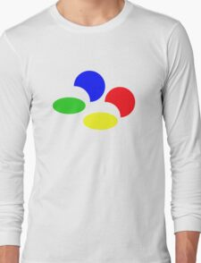 Super Famicon Long Sleeve T-Shirt