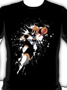 Bass/Forte Splattery Explosion T-Shirt