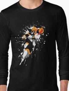 Bass/Forte Splattery Explosion Long Sleeve T-Shirt