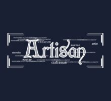 Artisan - white Kids Tee
