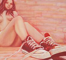 Nice Shoes... by Derek Donnelly