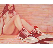 Nice Shoes... Photographic Print