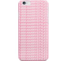 1-800-HARRYSTYLES - HOTLINE BLING iPhone Case/Skin