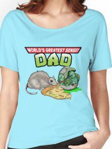 World's Greatest Sensei Dad Women's Relaxed Fit T-Shirt