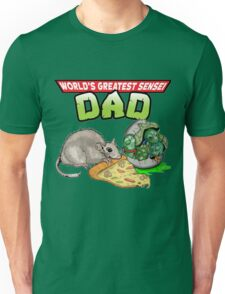 World's Greatest Sensei Dad Unisex T-Shirt