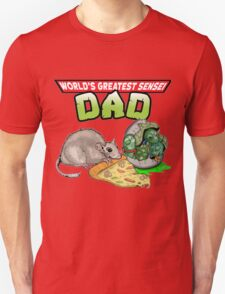 World's Greatest Sensei Dad Unisex T-Shirt