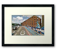 LONDON_View 009 Framed Print