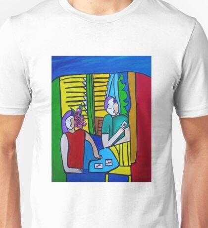 Queen of Hearts  ( ORIGINAL SOLD) Unisex T-Shirt