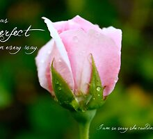 Perfect In Every Way by Franchesca Cox