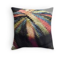 Experimenting Throw Pillow