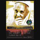 pope francis by redboy