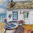 Fisherman's Cottage by twopoots