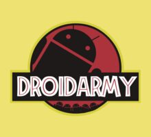 Droidarmy Kids Clothes