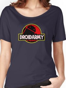 Droidarmy Women's Relaxed Fit T-Shirt