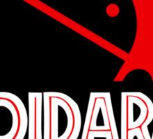 Droidarmy Sticker