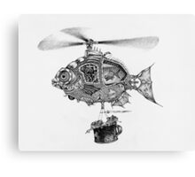 Weebits Flying Fish Excursion Canvas Print