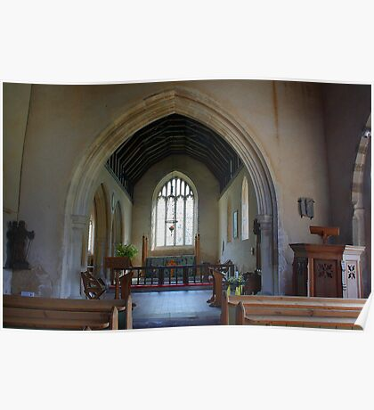 All Saints Church, Iden Poster