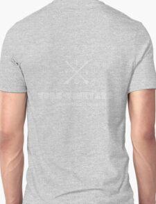 York Vineyard Donut logo in off white Unisex T-Shirt
