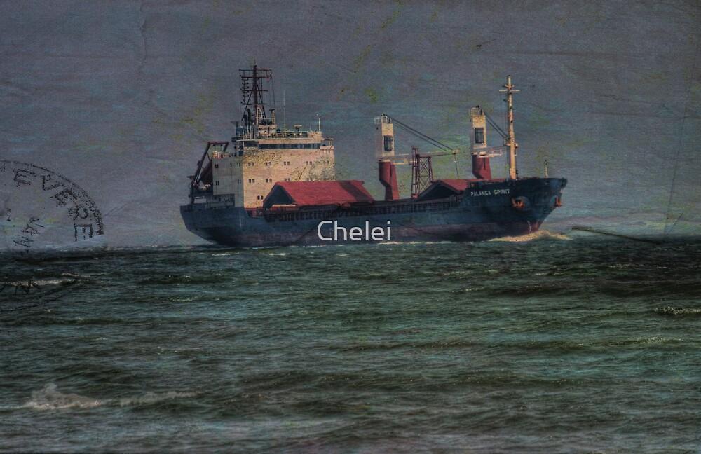 The Palanga Spirit by Chelei