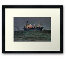 The Palanga Spirit Framed Print