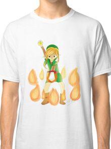 Bombos Medallion-- Blond Classic T-Shirt