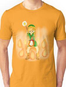 Bombos Medallion-- Blond Unisex T-Shirt