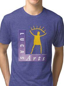 LucasArts Tri-blend T-Shirt