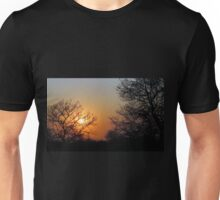 Sunrise in the Bushveld Unisex T-Shirt