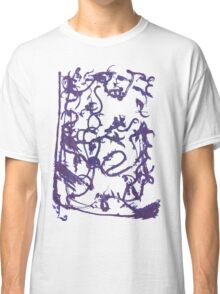 Mysterious ink spill Classic T-Shirt