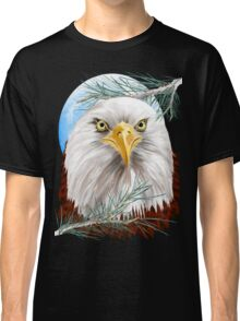 Eagle In The Pines Classic T-Shirt