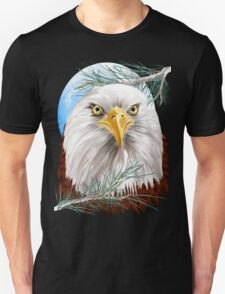 Eagle In The Pines T-Shirt