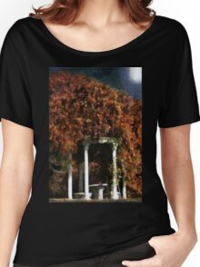 Autumn's Temple Women's Relaxed Fit T-Shirt