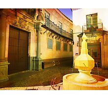 Barcelona Delights Photographic Print
