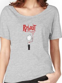 reboot Women's Relaxed Fit T-Shirt