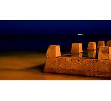 Light Blocks Photographic Print