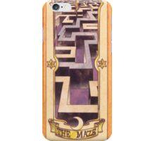 """Clow card """"The Maze"""" iPhone Case/Skin"""