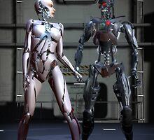 Robotica 14 by Karl Eschenbach