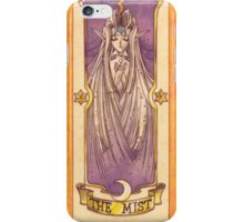 "Clow card ""The Mist"" iPhone Case/Skin"