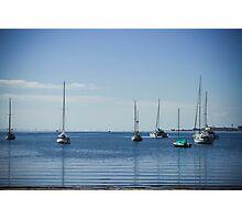 Geelong Beach Photographic Print
