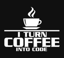 I turn coffee into Code by nektarinchen