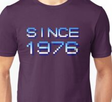 SINCE 1976 Unisex T-Shirt