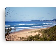 The Sunshine Coast - Queensland Canvas Print