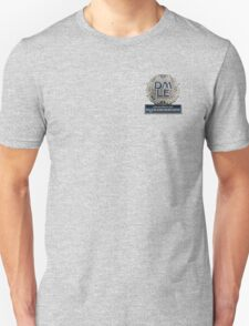 Department of Magical Law Enforcement Badge T-Shirt