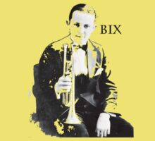 Ladies and Gentlemen: Bix Beiderbecke! T-Shirt