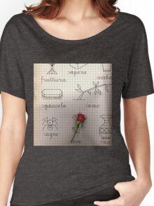 ABCs Women's Relaxed Fit T-Shirt